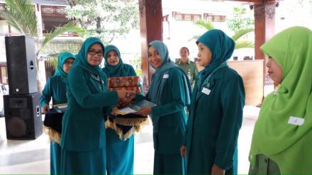 PKK Desa Jagalan Mampu Mendulang Prestasi di Tingkat Kabupaten