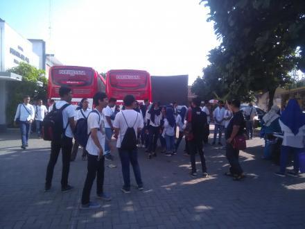 Tlisih Bersama SMA Global Madani Lampung