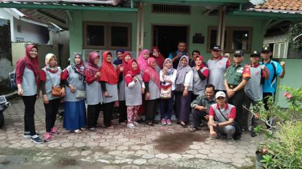 Pemerintah Desa Giat PSN di Dusun Sayangan