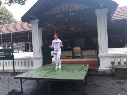Senam Kesegaran Jasmani Se-Kecamatan Banguntapan