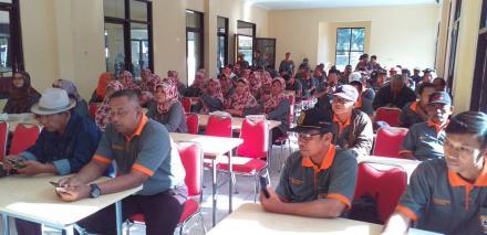 Studi Banding Lembaga Kemasyarakatan Desa Tahun 2019