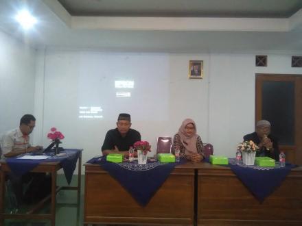 Koordinasi Forum Pengurangan Resiko Bencana